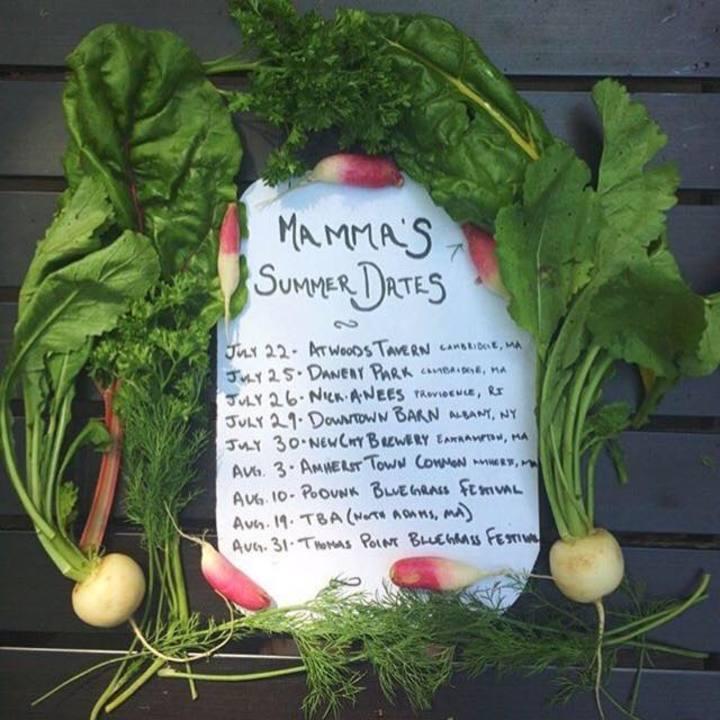 Mamma's Marmalade Tour Dates