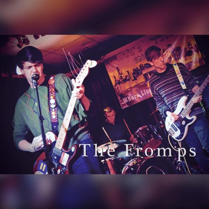 The Fromps @ Cowboy Monkey - Champaign, IL