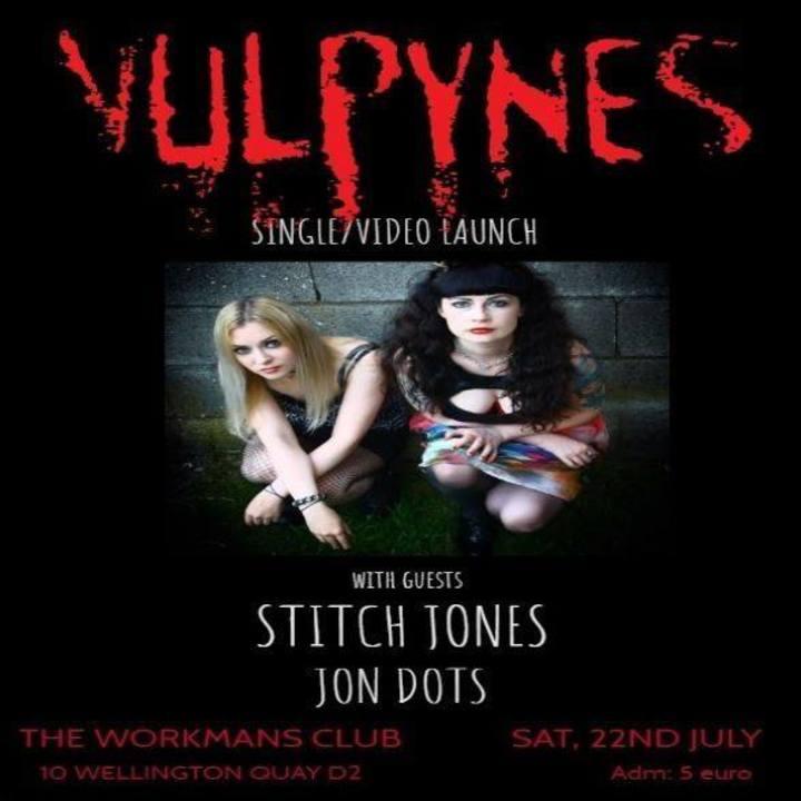 Vulpynes Tour Dates