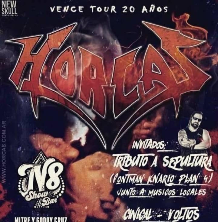 cinical Tour Dates