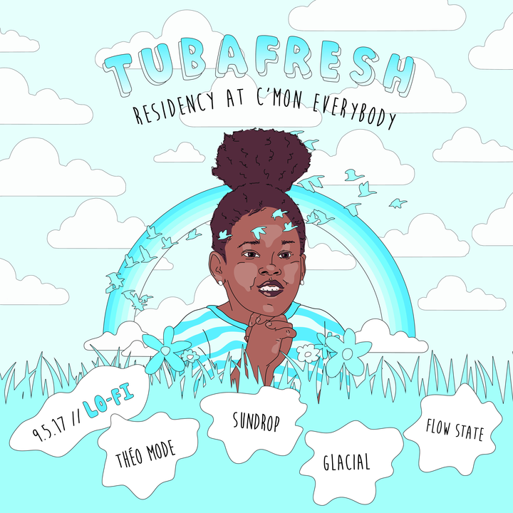 tubafresh @ C'mon Everybody - Brooklyn, NY