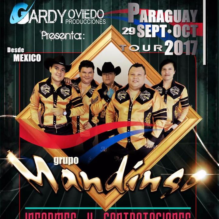 Grupo Mandingo @ Fulgencio Yegros - Festival del Licor - Asuncion, Paraguay