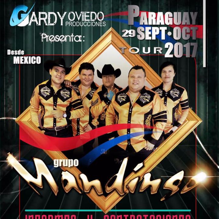 Grupo Mandingo @ Los Patronales  - Natalicio Talavera, Paraguay