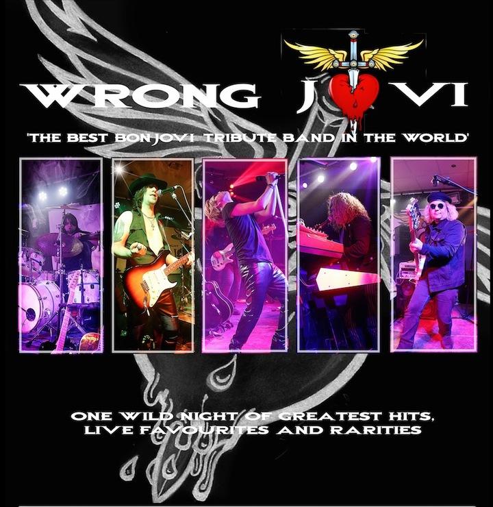 Wrong Jovi @ Live Room  - Cleckheaton, United Kingdom