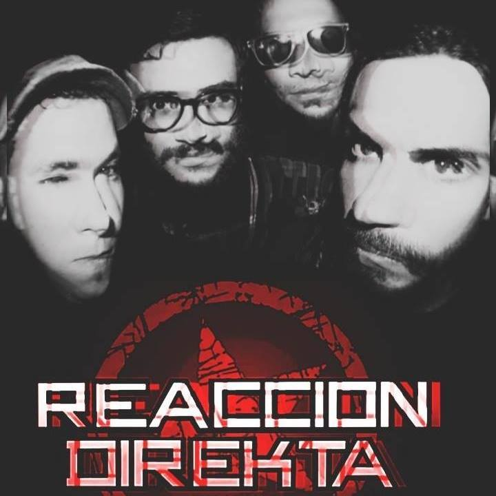 Reaccion Direkta Tour Dates