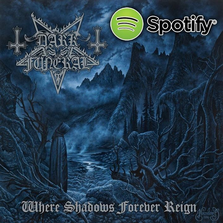 Dark Funeral Tour Dates