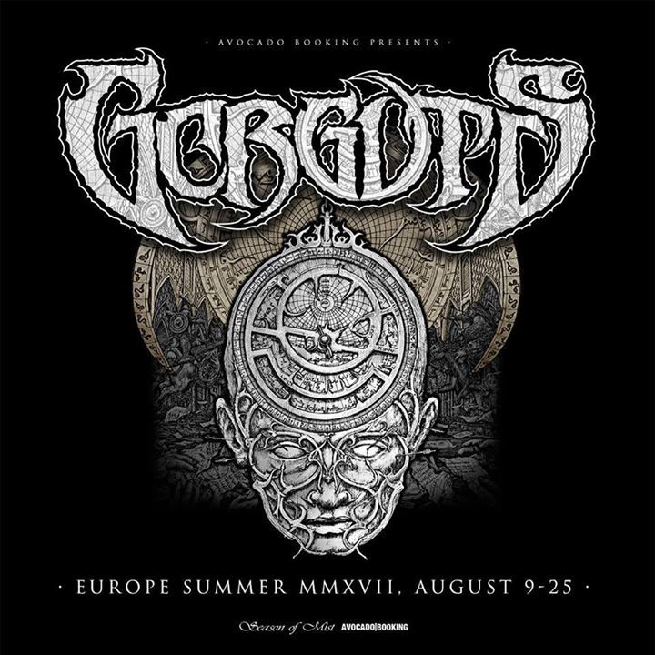 Gorguts Tour Dates