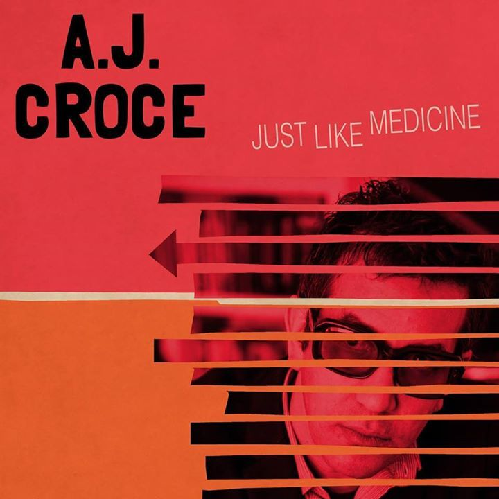 A.J. Croce @ The Orpheum (Croce: Two Generations of American Music) - Galesburg, IL