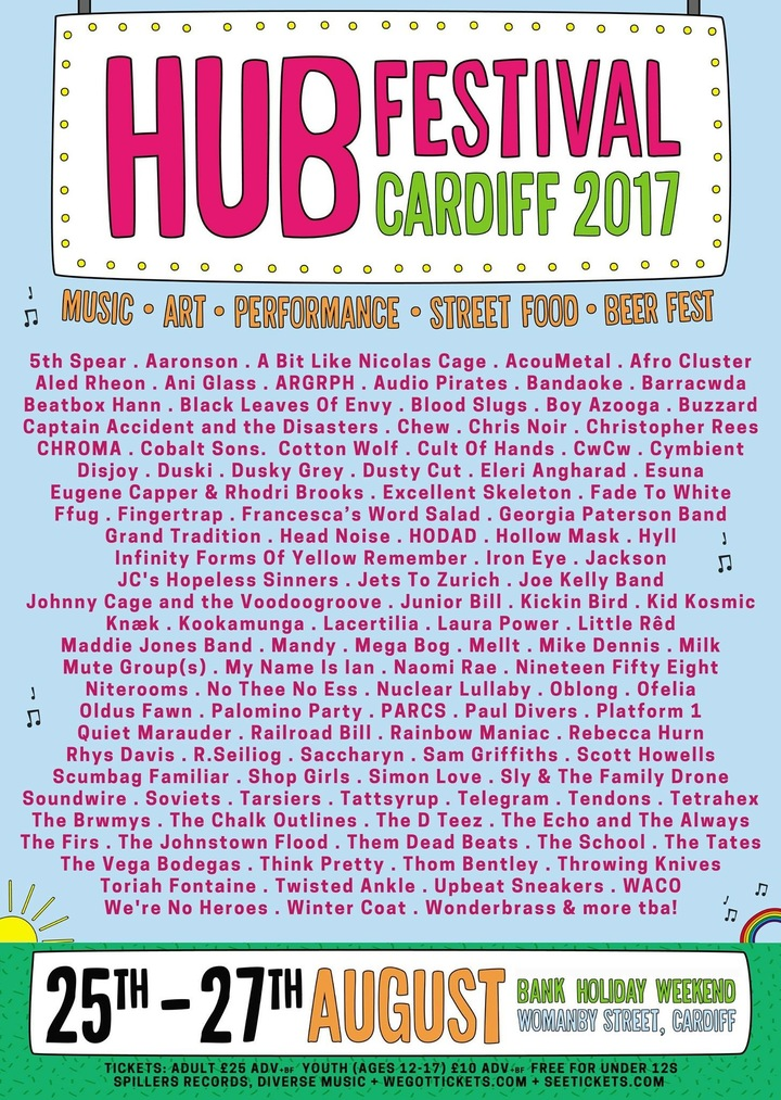 Eleri Angharad @ HUB Fest, Castle Emporium - Cardiff, United Kingdom