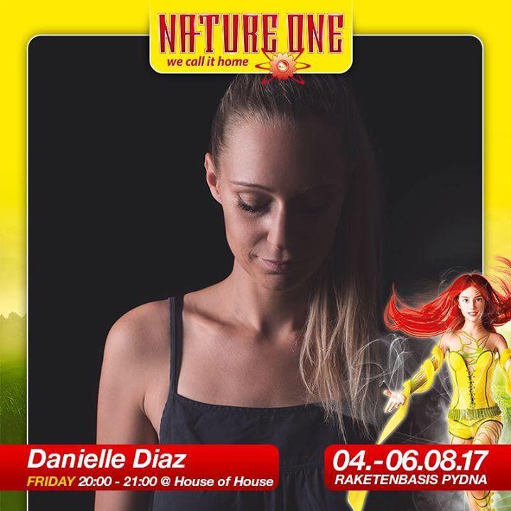 Danielle Diaz @ Katapult - Solden, Austria