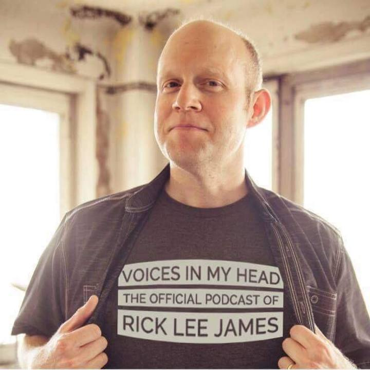 Voices In My Head (The Rick Lee James Podcast) Tour Dates