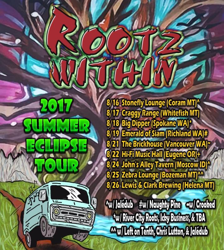 Rootz Within @ Stonefly Lounge - Coram, MT