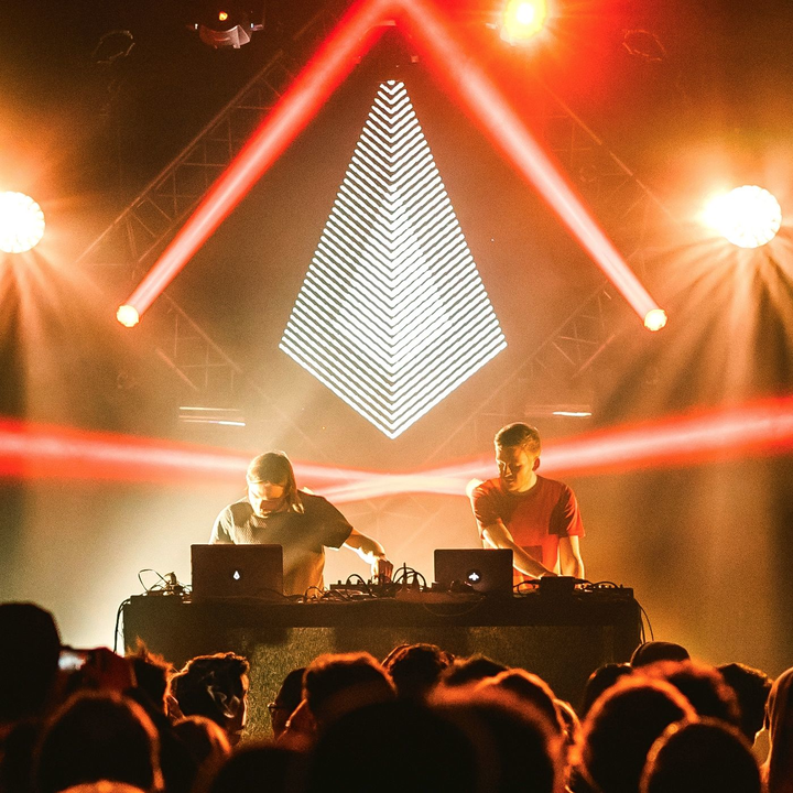 Kiasmos @ Southbank , Erased Tapes is ten - London, United Kingdom