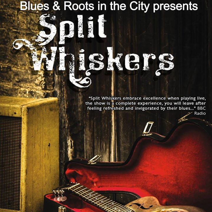 Blues in the City Tour Dates