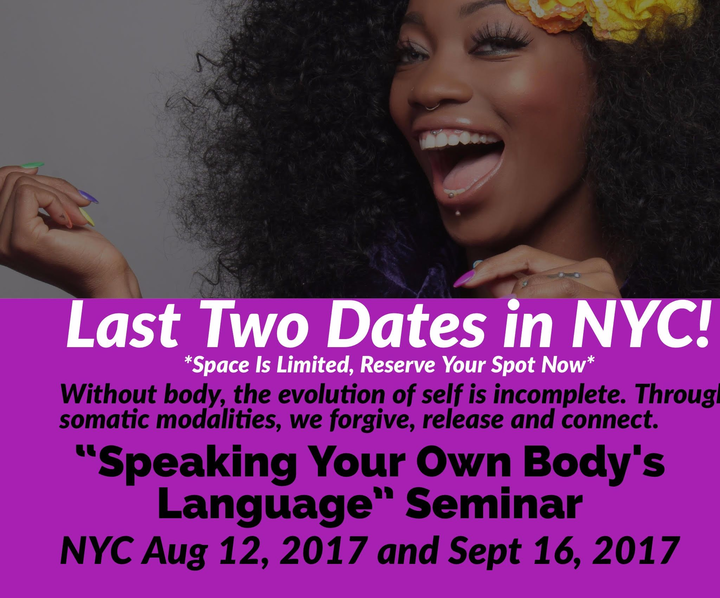 Kole Hansen @ Speaking Your Own Body's Language *Women's Group* - New York, NY