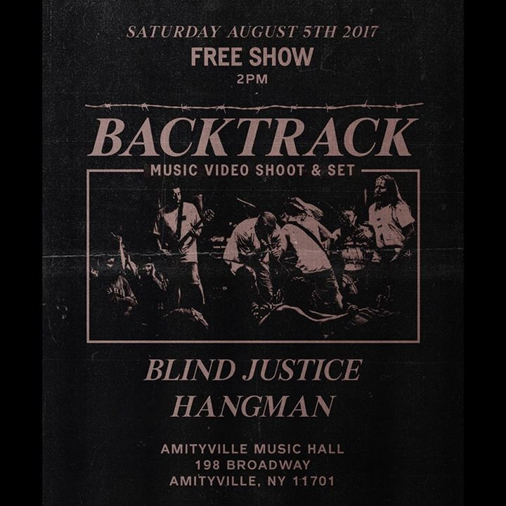 Backtrack Tour Dates