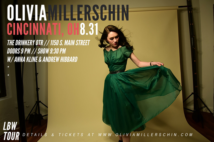 Olivia Millerschin @ The Drinkery OTR - Cincinnati, OH