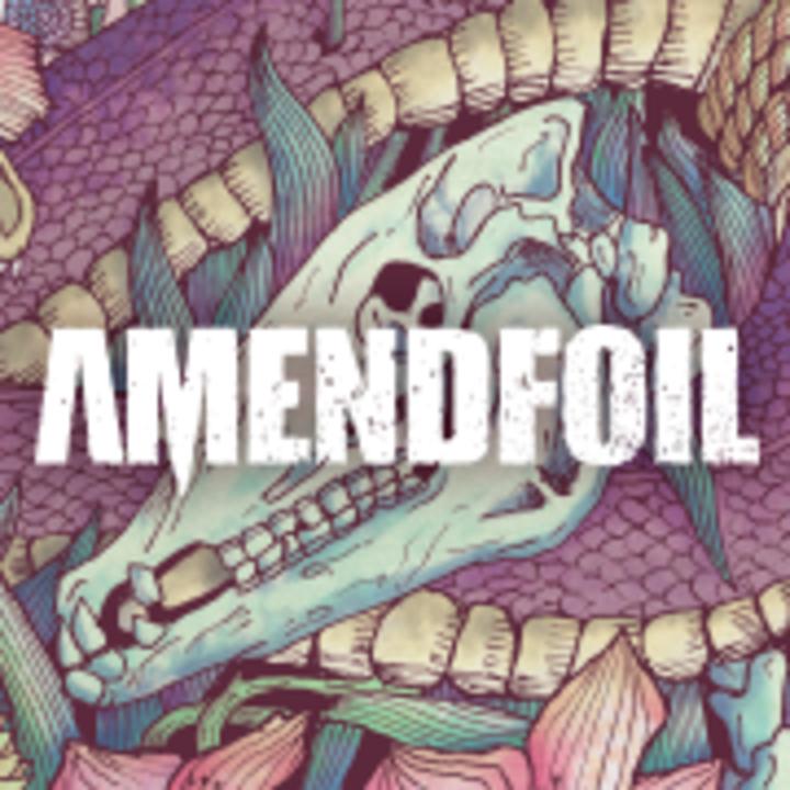 Amendfoil Tour Dates