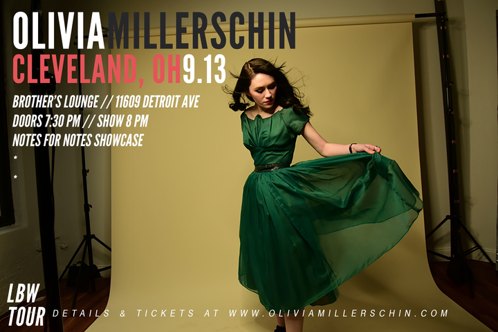 Olivia Millerschin @ Brother's Lounge - Cleveland, OH
