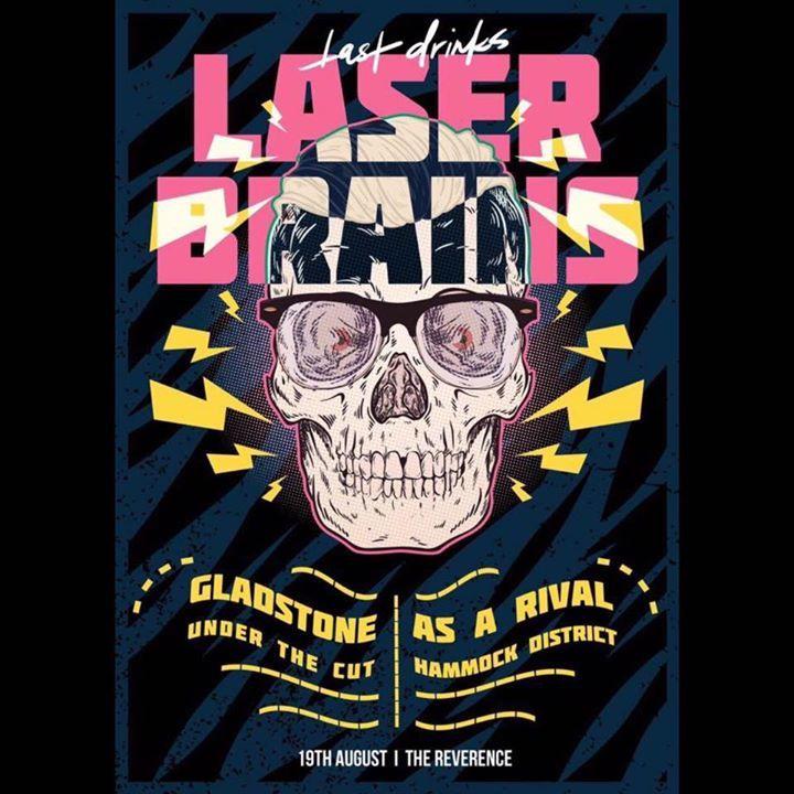 Gladstone - Band Tour Dates