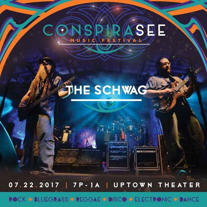The Schwag Tour Dates