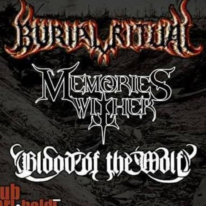 Memories Wither @ The Metal Grill - Cudahy, WI