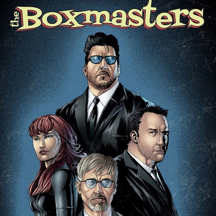 The Boxmasters Tour Dates