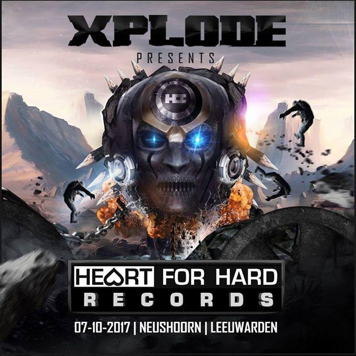 XPLODE Tour Dates
