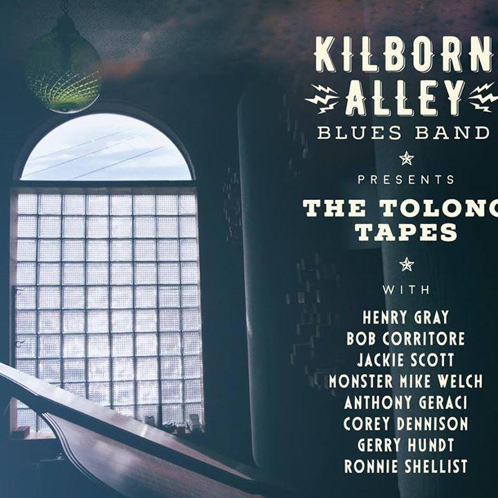 Kilborn Alley Blues Band Tour Dates