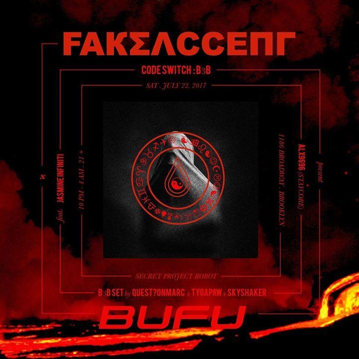 Fake Accent Tour Dates
