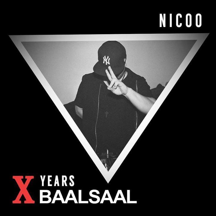 Nicoo @ Baalsaal - Hamburg, Germany