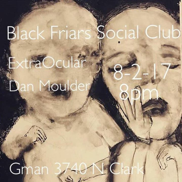 Black Friars Social Club Tour Dates