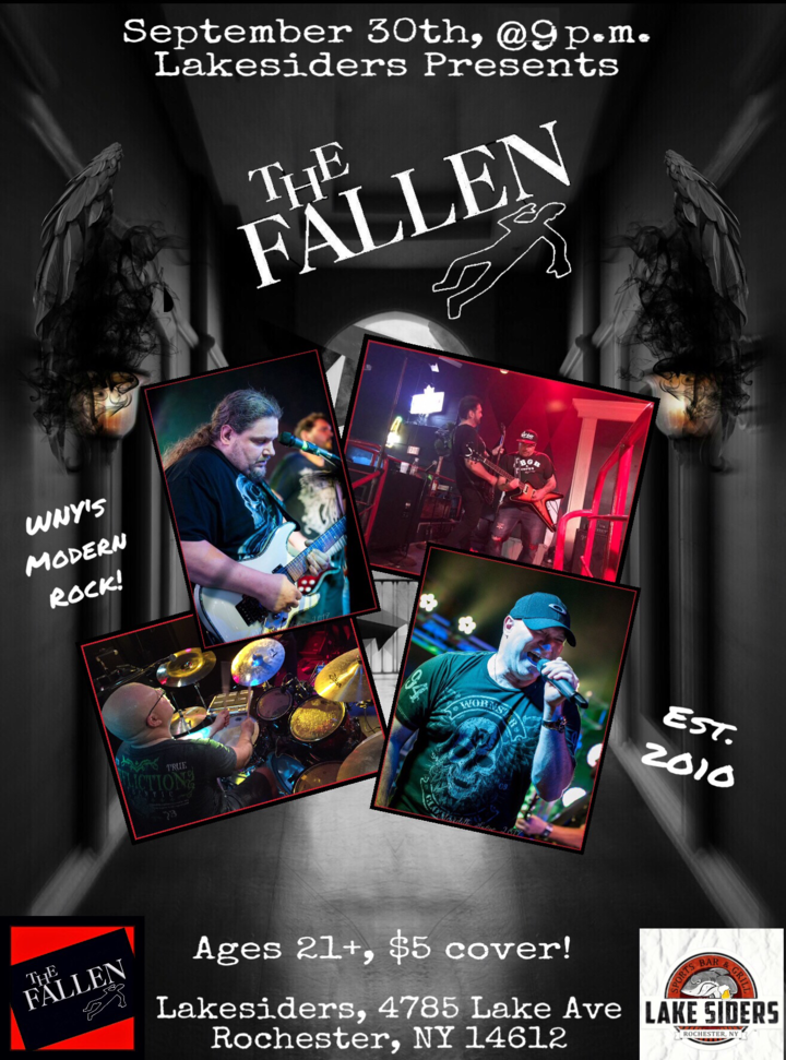 The Fallen ROC @ Lakesiders - Rochester, NY