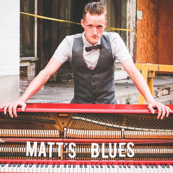Matt's Blues @ Barrymore Theatre - Madison, WI