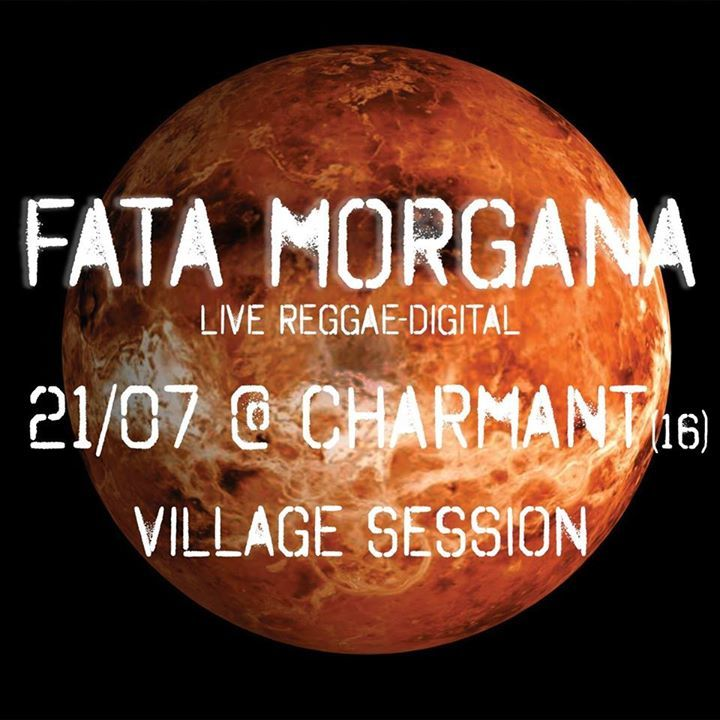 Fata Morgana Tour Dates