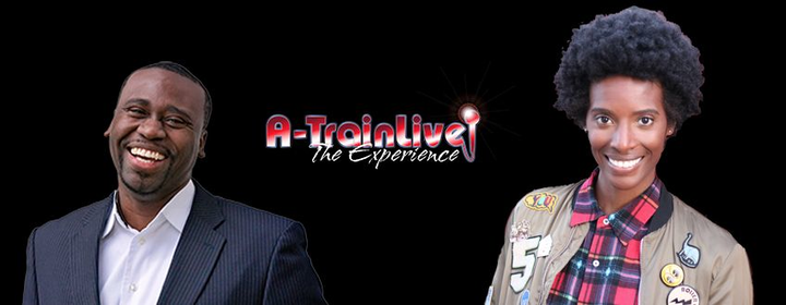A-TrainLive The Experience with Comedian A-Train and Friends @ Ritz Theatre - Jacksonville, FL