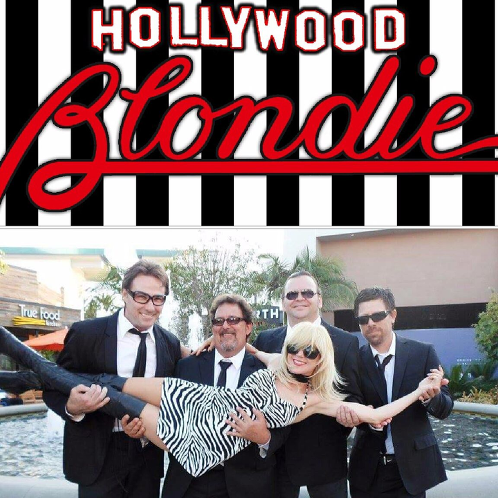Hollywood Blonde @ Riggs and Rods United Pacific Show - Long Beach, CA