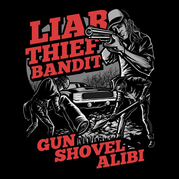 Liar Thief Bandit @ StayBar - Stockholm, Sweden