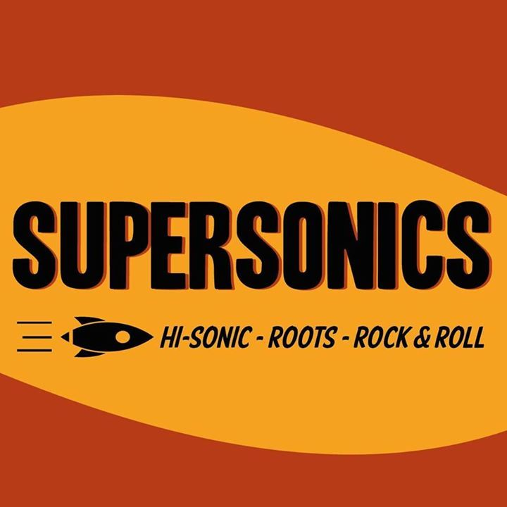 supersonics @ Back Roads (Roots Festival)  - Utrecht, Netherlands