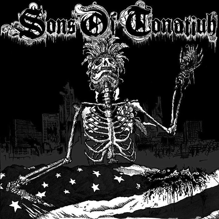 SONS OF TONATIUH Tour Dates