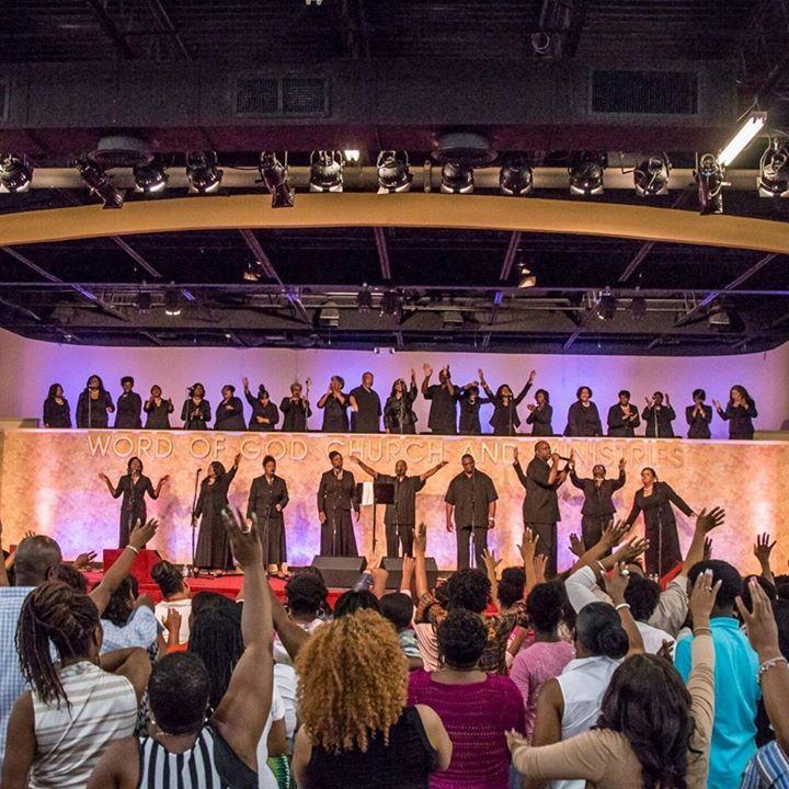 Word of God Worship Singers Tour Dates