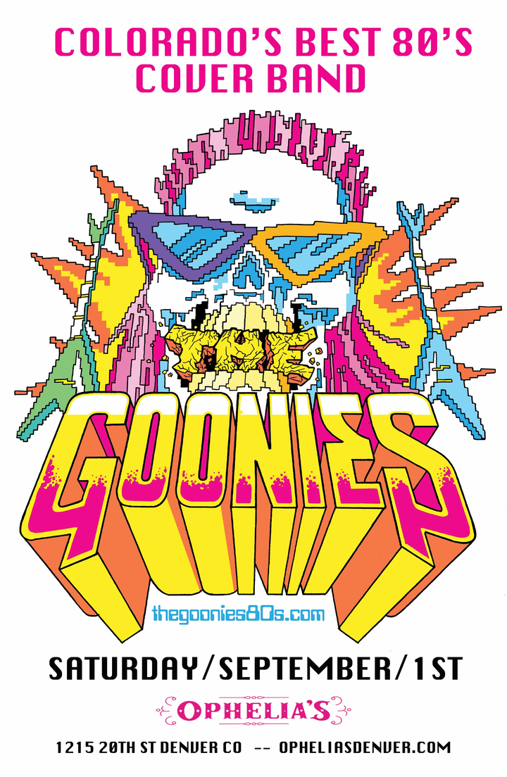 The Goonies @ Ophelia's - Denver, CO