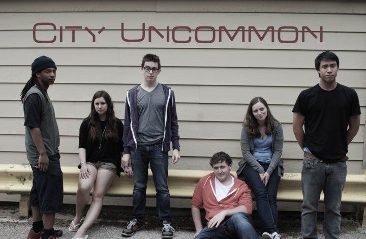 City Uncommon Tour Dates