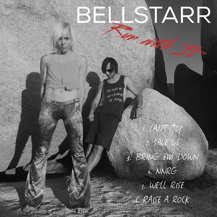Bellstarr @ The Astronomy Arts Theater  - Joshua Tree, CA