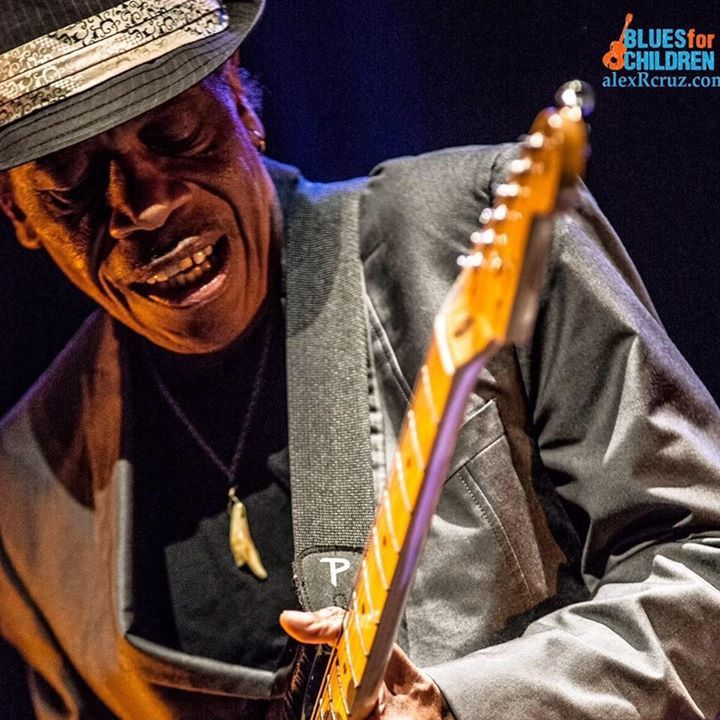 James Armstrong @ Buddy Guy's Legends - Chicago, IL