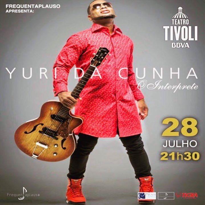 Yuri da Cunha Tour Dates