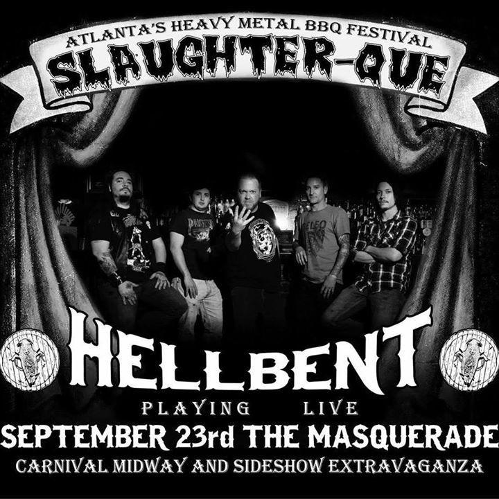 H3llb3nt Tour Dates