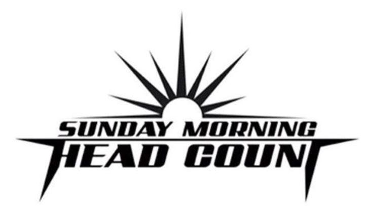 Sunday Morning Headcount Tour Dates