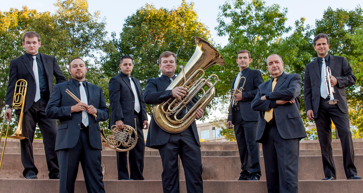 Dallas Brass @ Aberdeen Arts Council - Aberdeen, SD