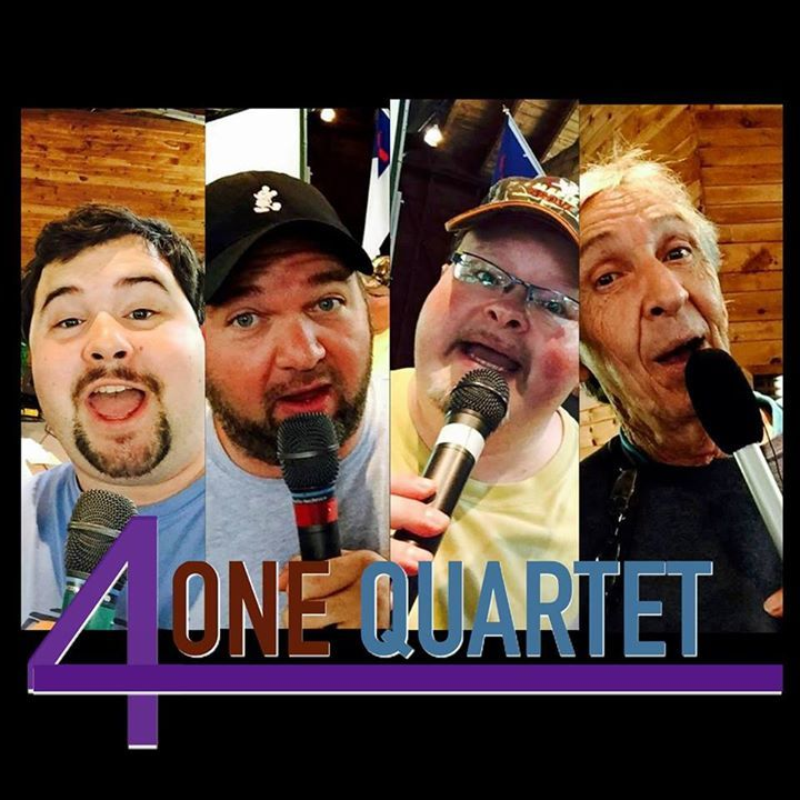 4 One Quartet @ Healing Heart Church of God - Marion, IN